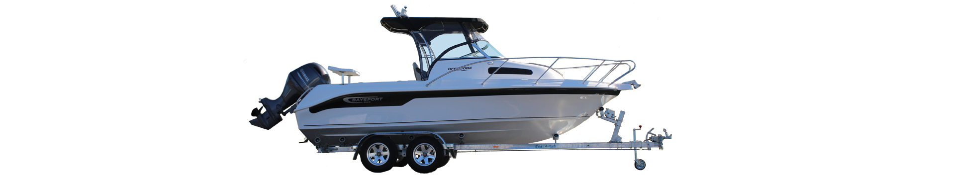Baysport Boats 600 Offshore