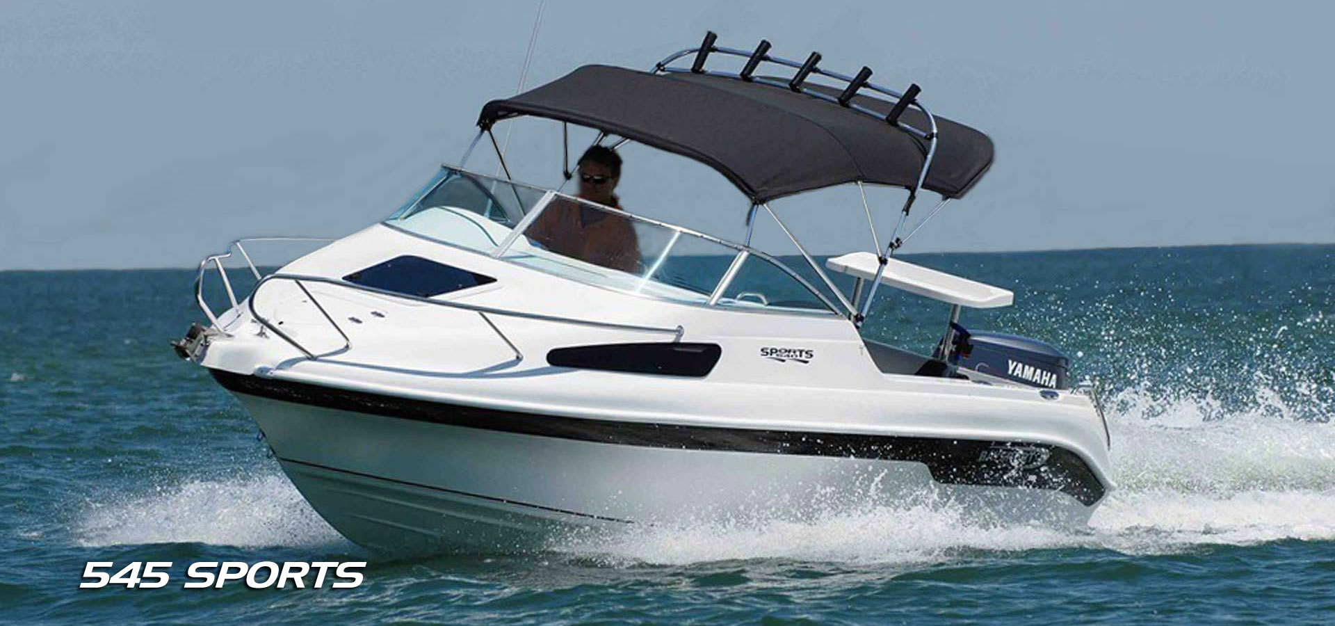 Baysport Boats 545 Sports fibreglass boats