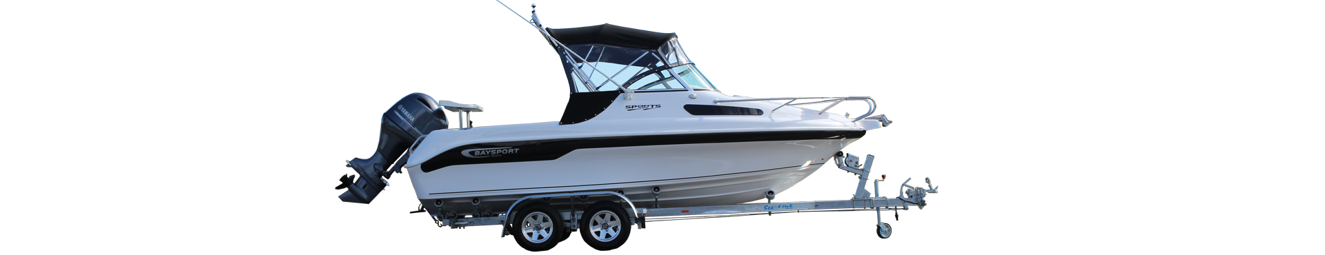 Baysport Boats 585 Sports