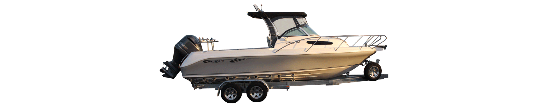 Baysport Boats 705 Offshore